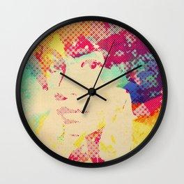Ode to Corrine 2  Wall Clock