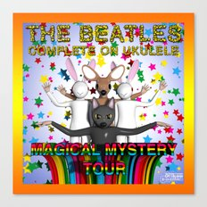 Magical Mystery Tour Canvas Print
