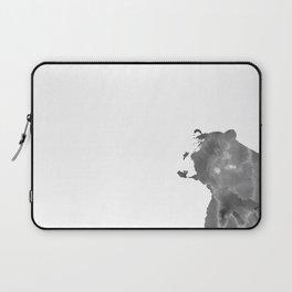 graphic bear II Laptop Sleeve