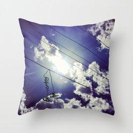 @xtmain Throw Pillow