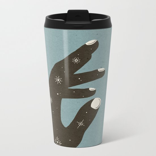 Dead Stars In Our Hands Metal Travel Mug