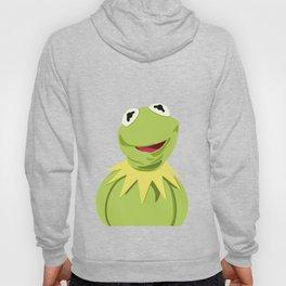 Kermit - The Optimistic Frog Hoody