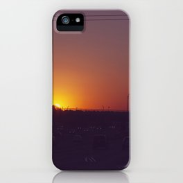 Route 80 iPhone Case