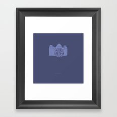 What Did You See in that Park? -Blow-Up Framed Art Print