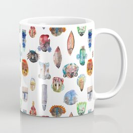 Multi Masking Coffee Mug