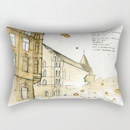 Working Rectangular Pillow
