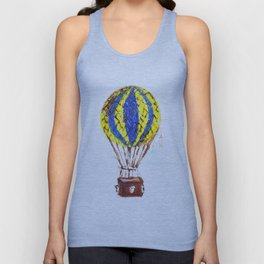 Float Away... Unisex Tank Top