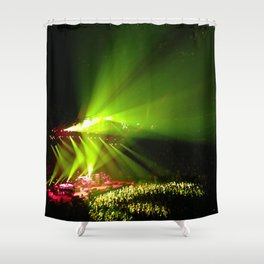 The Curtain With Shower Curtain