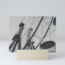 Luna Park Mini Art Print
