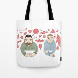STUFF YOU SHOULD KNOW. Tote Bag