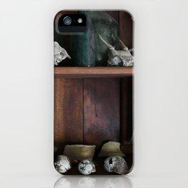 Skulls and Treasure iPhone Case