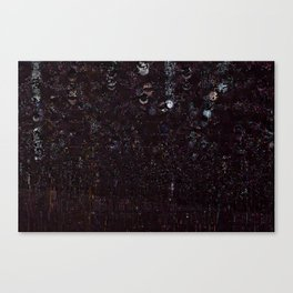 cosmic glitch Canvas Print