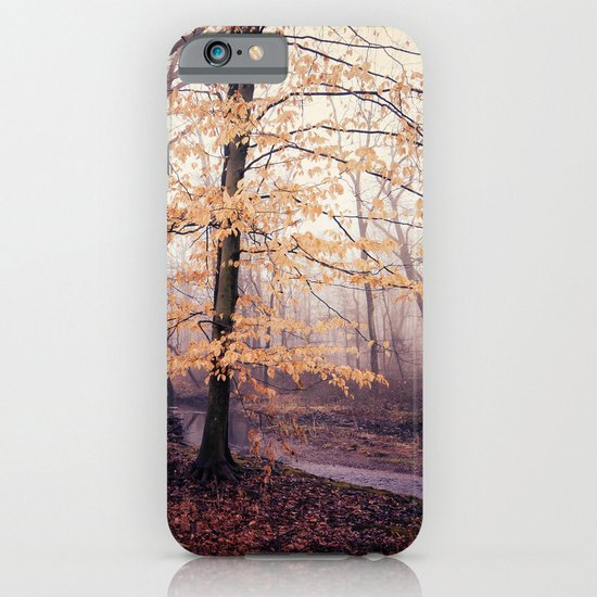 we shall weep no more iPhone & iPod Case