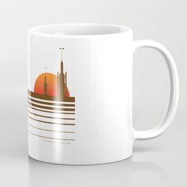 Visit Tatooine Coffee Mug
