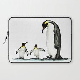 Three Penguins Laptop Sleeve