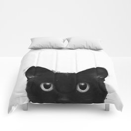 Are you awake yet? Comforters