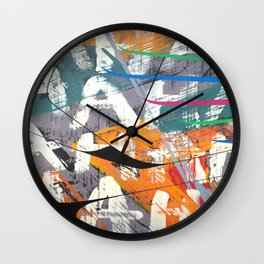 Ha-AHA! Wall Clock