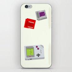 Gameboy & Games iPhone & iPod Skin