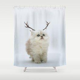 Elkitty Shower Curtain
