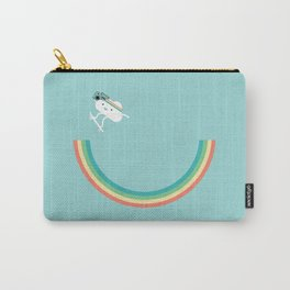 Skateboarding cloud Carry-All Pouch