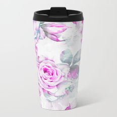 ROSES6 Metal Travel Mug