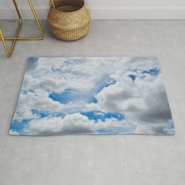 Clouds 1 Rug