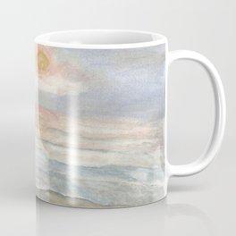 Love//Sunsets + Teepees Coffee Mug