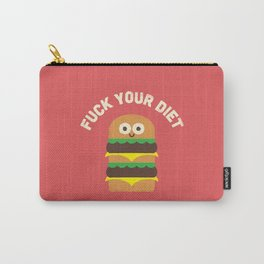 Discounting Calories Carry-All Pouch