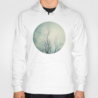 poem Hoodies featuring Winter Poem  by Laura Ruth