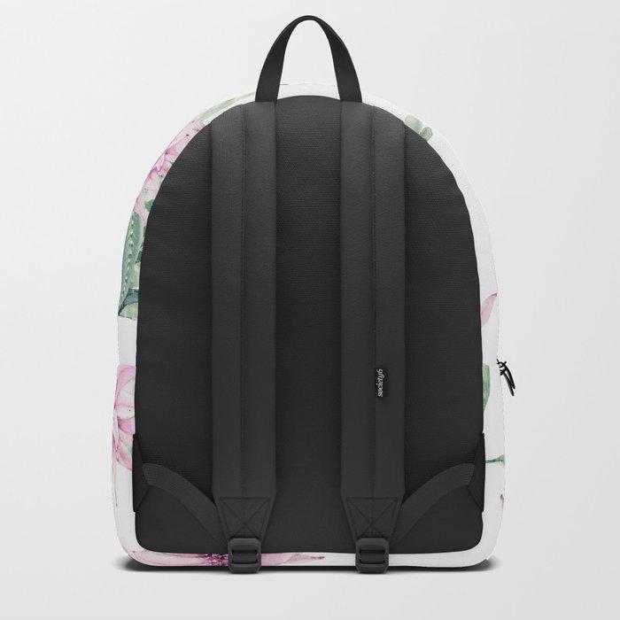 Simply Cactus Desert Rose Backpack