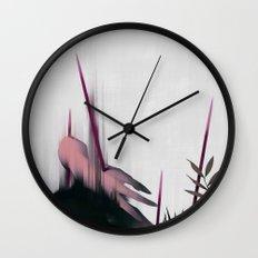 Between Rivers, Rilken No.4 Wall Clock