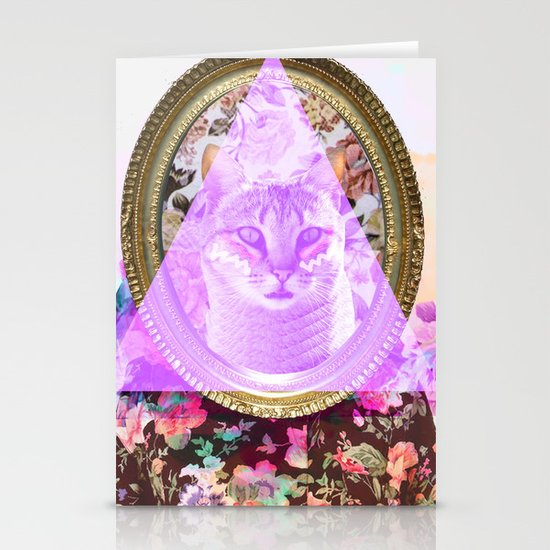 Mirror mirror on the wall who's the fairest of them all Stationery Cards