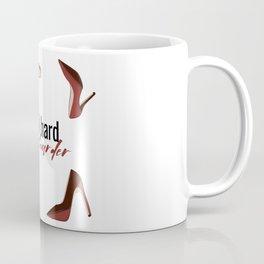 Work hard, shop harder Coffee Mug