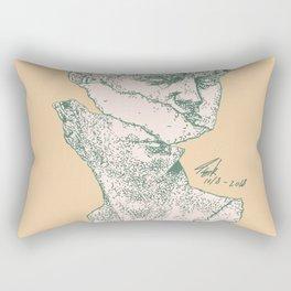 GreekStatue Rectangular Pillow