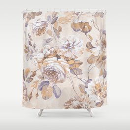 ROSES -260518/1 Shower Curtain