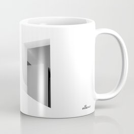 There. Macba, Barcelona Coffee Mug