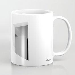 There. Macba, Barcelona Coffee Mug