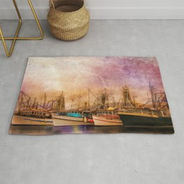 Any Port In A Storm Rug
