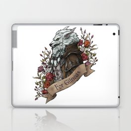 Old Wolf Laptop & iPad Skin