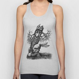 Saving Styk Inda Mud Unisex Tank Top