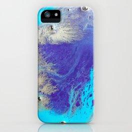 Neon jungle 1 iPhone Case