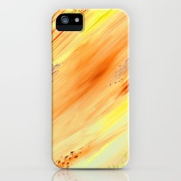 Summer's Comin' iPhone Case