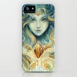 Snowqueen iPhone Case