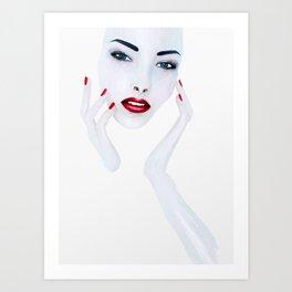 Milk 2 Art Print