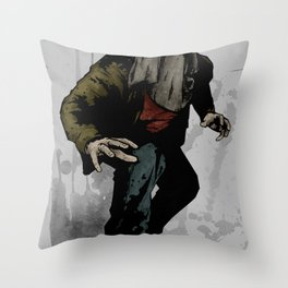 Vigilante #6 Throw Pillow