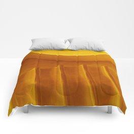 Angle Closure Comforters