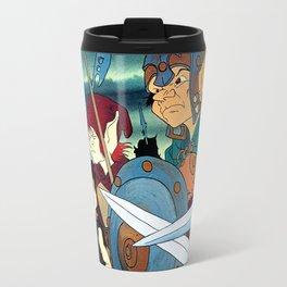 Angry Elves  Travel Mug