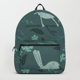 Birds Patterns Backpack
