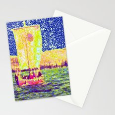 Sail Away Abstract Daydream Stationery Cards