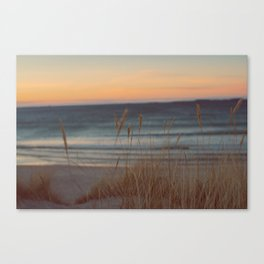 Sunkissed Beach Canvas Print